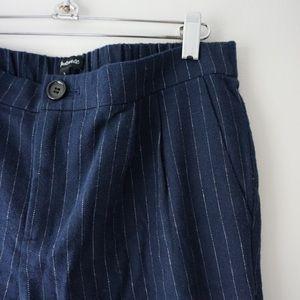Madewell Wool Trousers